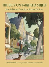 Boy on Fairfield street book jacket art 2