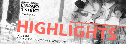 Highlights cover Fall 2013