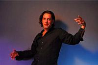 Storyteller David Gonzalez